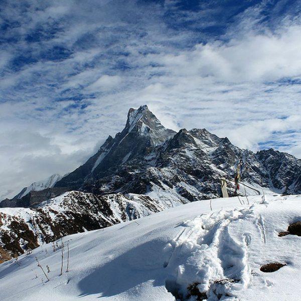 Mardi Himal trek annapurna sud