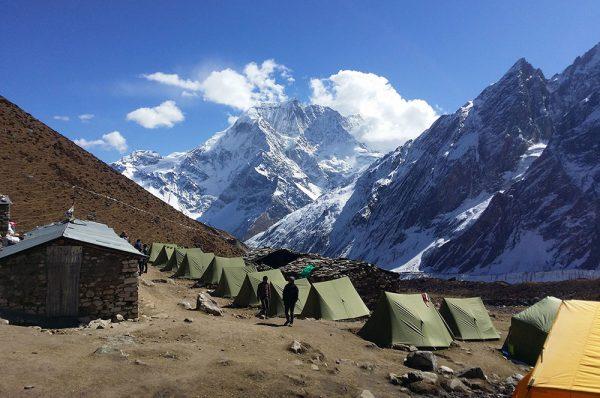 Pic Larkya - trekking peak