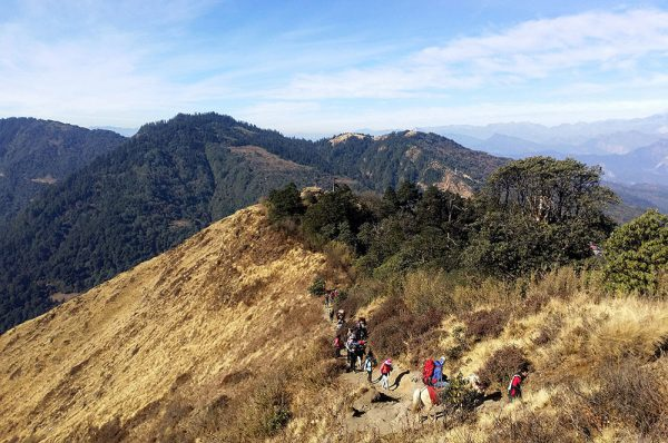 Trek de Poon Hill