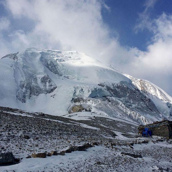 Thorong peak - Trekking peak au népal