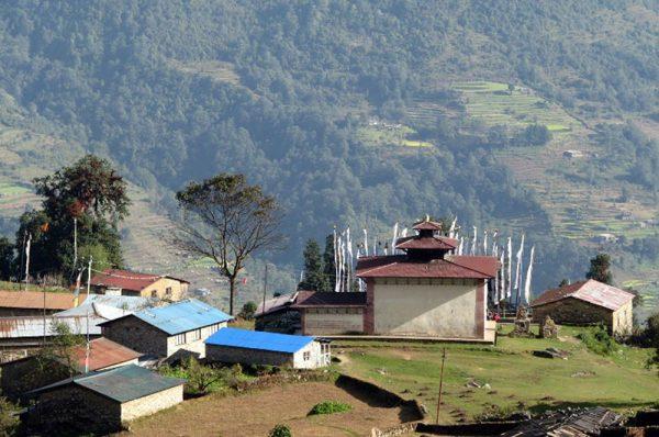 Trek Helambu Népal