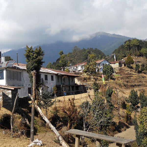 Kutumsang - Helambu