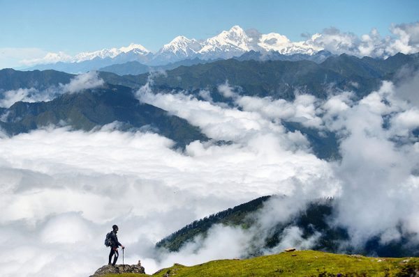 Parc national du langtang Népal