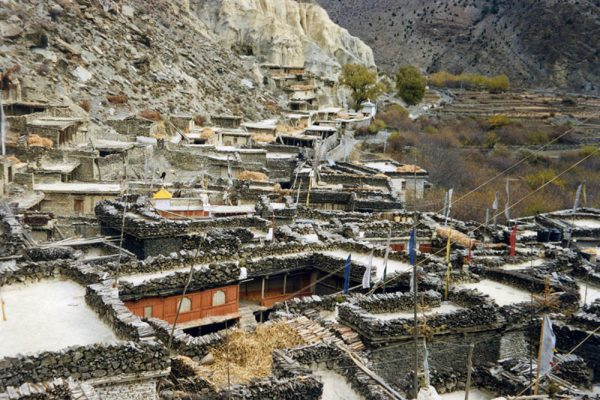 Village de Marpha - Mustang