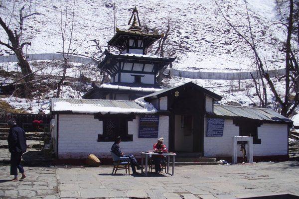 Temple de Muktinath - Mustang
