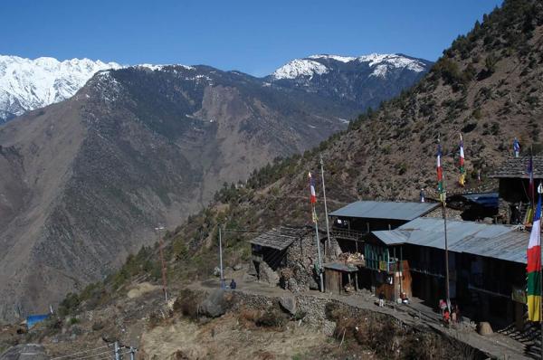 Trek dans le Langtang